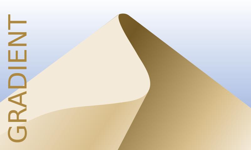 CSS linear Gradient: Verlauf, weicher Übergang